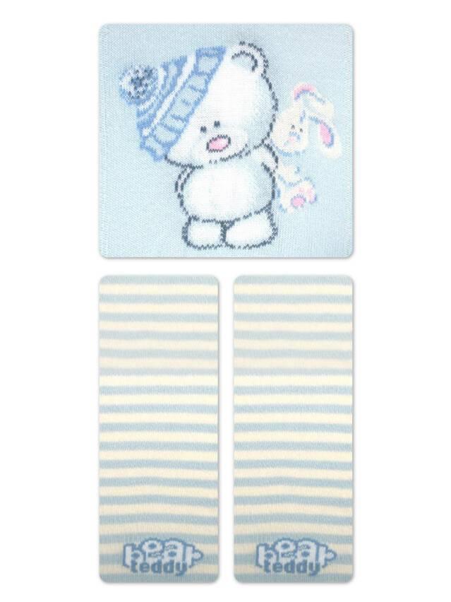 Колготки хлопковые детские TIP-TOP 4С-01СП, p. 62-74, светло-голубой, рис. 331 - 1