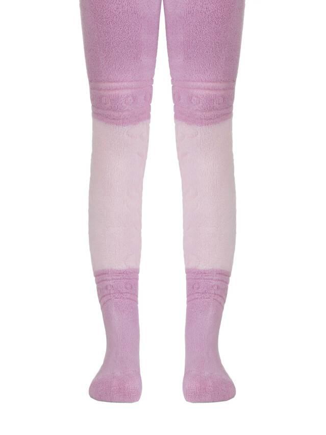 Колготки хлопковые детские SOF-TIKI (махровые) 6С-17СП, p. 62-74, сиреневый, рис. 251 - 1
