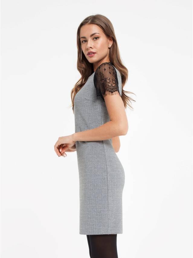 Платье LPL 849, р.170-84-90, grey - 2