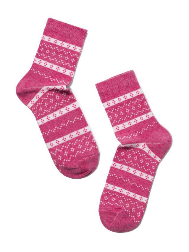 Носки хлопковые женские CLASSIC 15С-15СП, р. 38-39, розовый, рис. 062 - 2