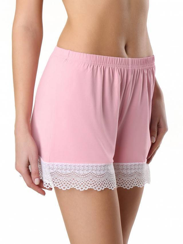 Women's shorts for home COMFORT LOUNGEWEAR LHW 990, s.170-90, primerose pink - 1