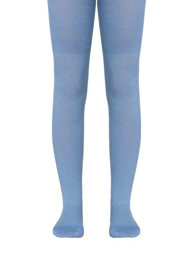 Колготки хлопковые детские CLASS (тонкие) 7С-31СП, p. 104-110, голубой, рис. 199 - 1