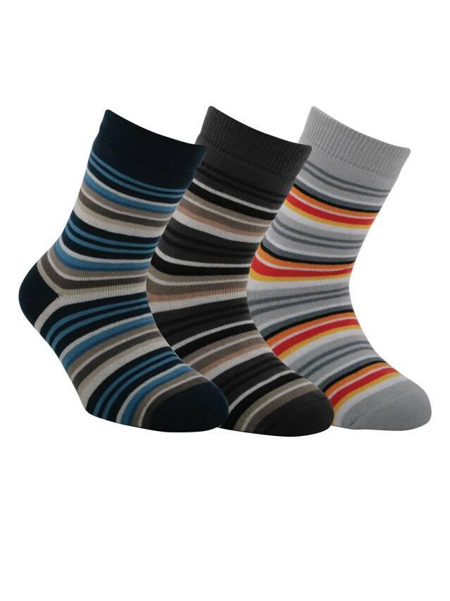 Носки хлопковые детские SOF-TIKI (махровые) 7С-46СП, p. 16, серый, рис. 090 - 1
