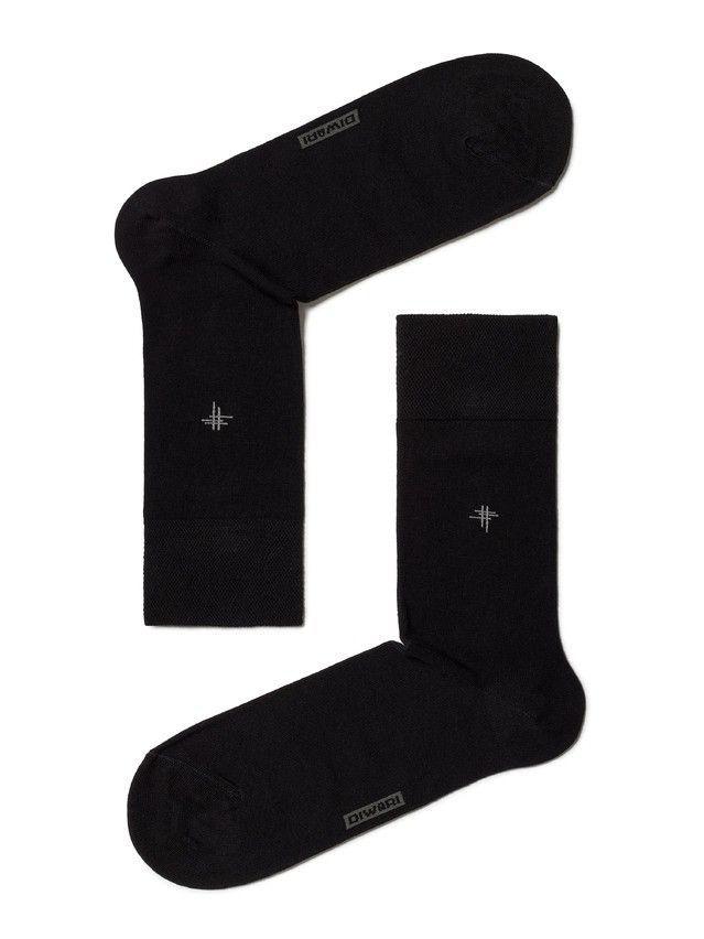 Носки мужские CLASSIC 5С-08СП, р. 40-41, черный, рис. 007 - 1