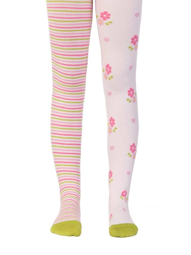 Колготки хлопковые детские TIP-TOP (веселые ножки) 14С-79СП, p. 62-74, светло-розовый, рис. 357 - 1