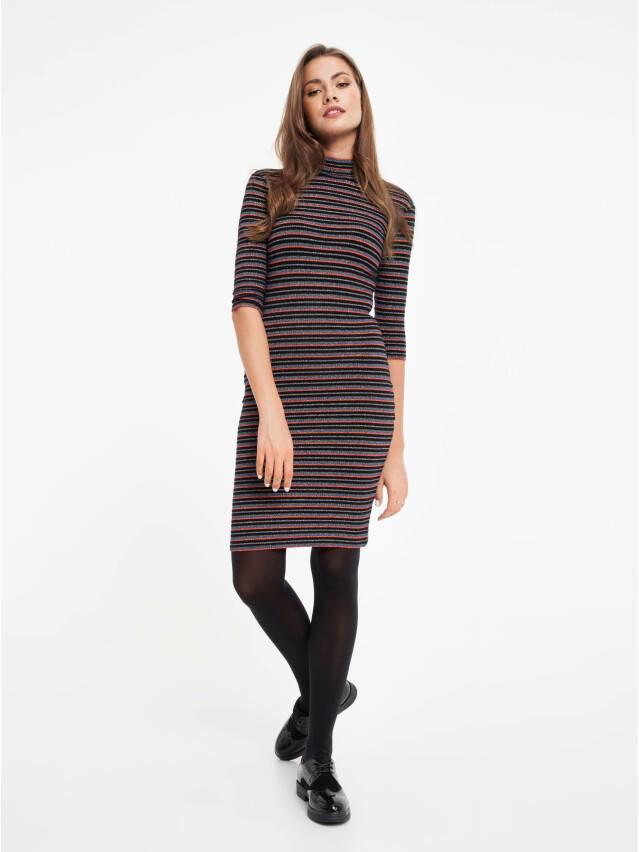 Платье LPL 836-1, р.170-84-90, nero - 1