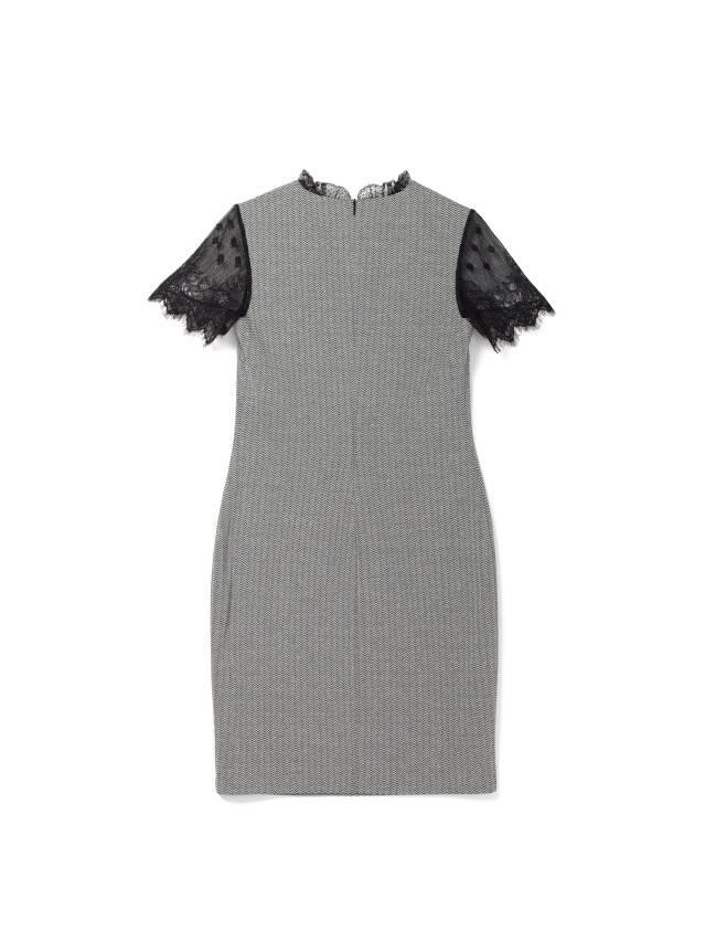 Платье LPL 849, р.170-84-90, grey - 5
