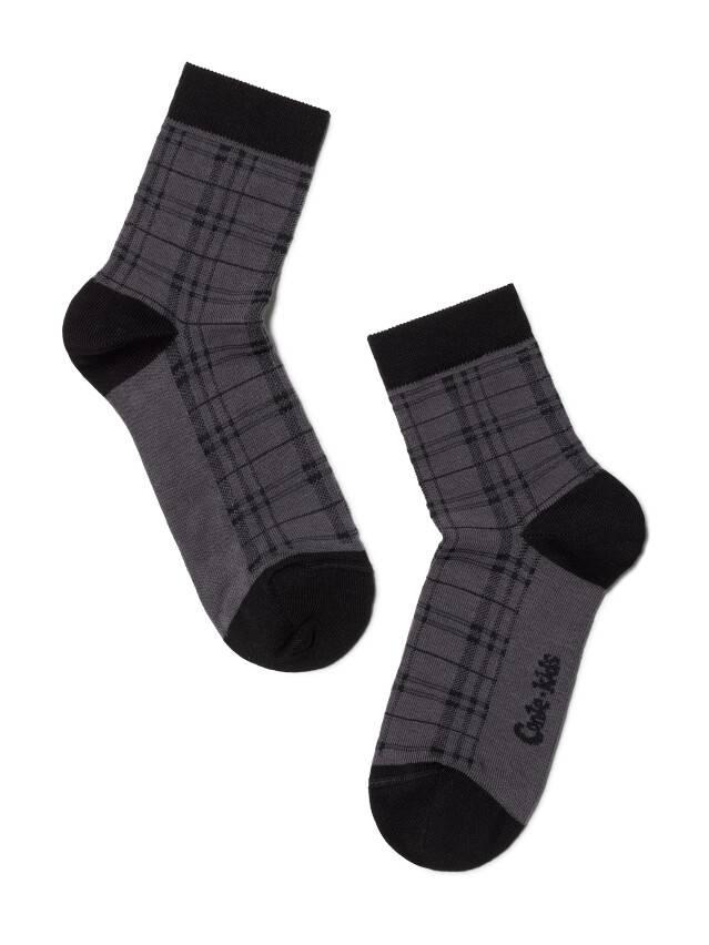 Носки хлопковые детские TIP-TOP 5С-11СП, p. 20, темно-серый, рис. 196 - 1