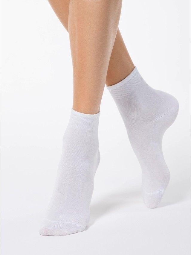 Носки вискозные женские BAMBOO 13С-84СП, р. 36-37, белый, рис. 000 - 1