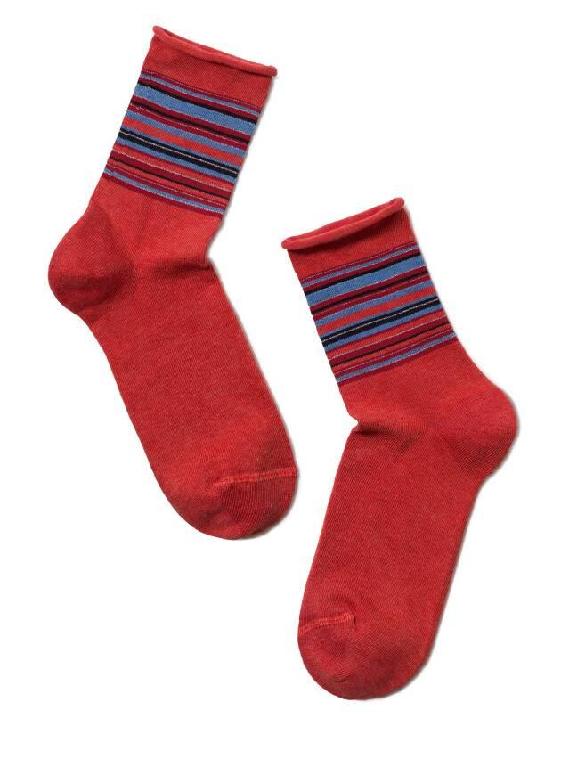 Носки хлопковые женские COMFORT (без резинки) 7С-51СП, р. 36-37, красный, рис. 027 - 2