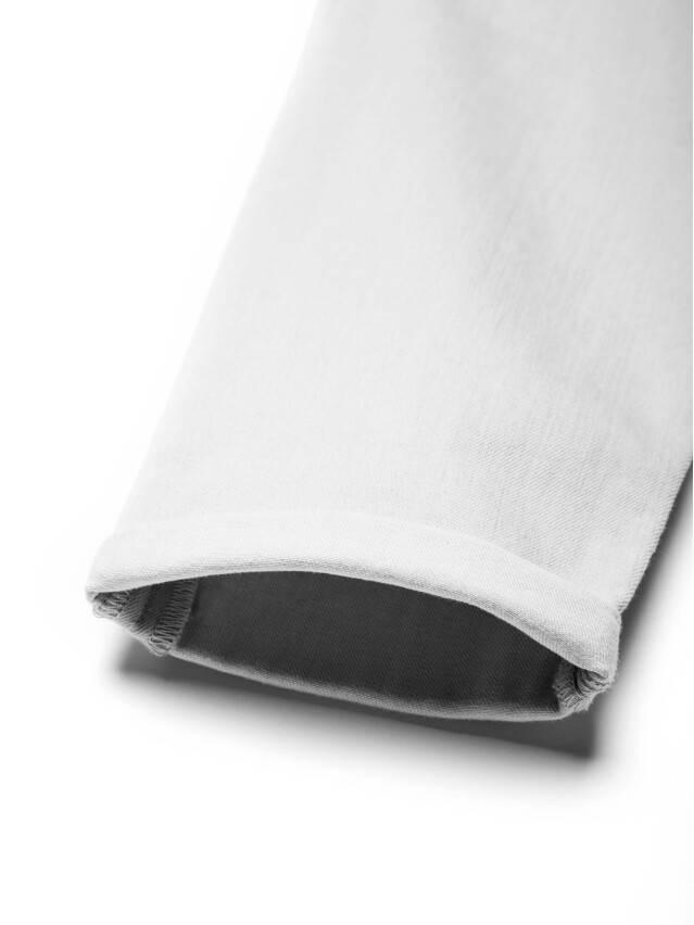Джинсы Straight Fit со средней посадкой CON-129, р.170-102, bleach grey - 8