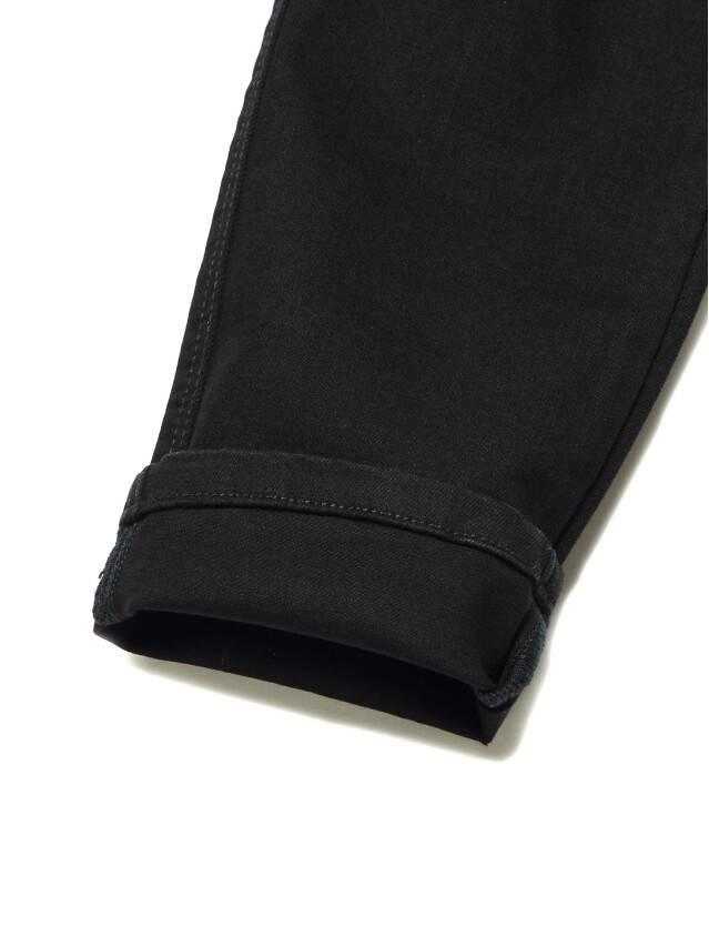 Джинсы skinny с высокой посадкой CON-185 Lycra®, р.170-102, deep black - 9