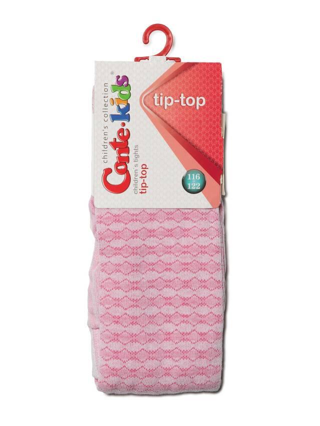 Колготки хлопковые детские TIP-TOP 4С-04СП, p. 116-122, светло-розовый, рис. 315 - 2
