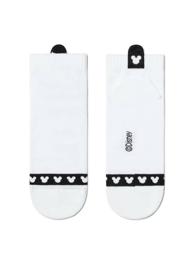Носки женские хлопковые ©Disney 20С-1СПМ, р.36-37, 209 белый - 3