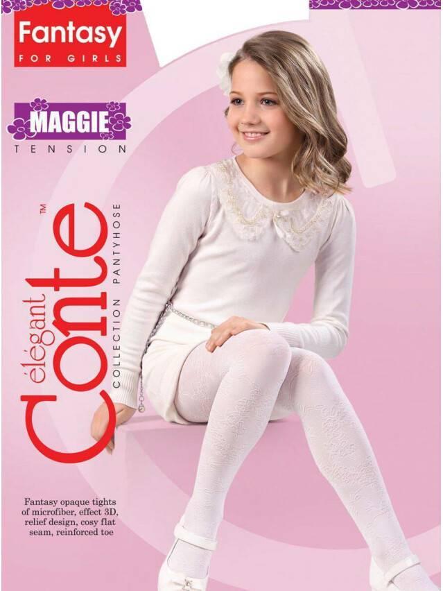 Колготки полиамидные детские MAGGIE 14С-10СП, p. 104-110, marino - 2