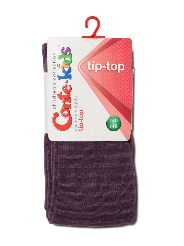Колготки хлопковые детские TIP-TOP 4С-06СП, p. 140-146, баклажан, рис. 350 - 1