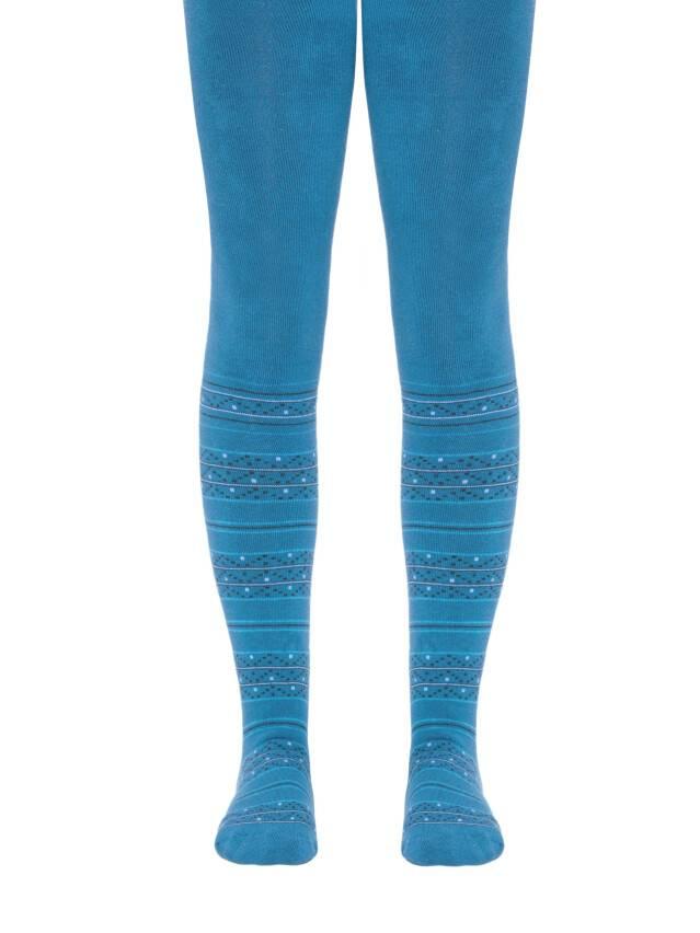 Колготки хлопковые детские SOF-TIKI (махровые внутри) 7С-38СП, p. 140-146, голубой, рис. 257 - 1