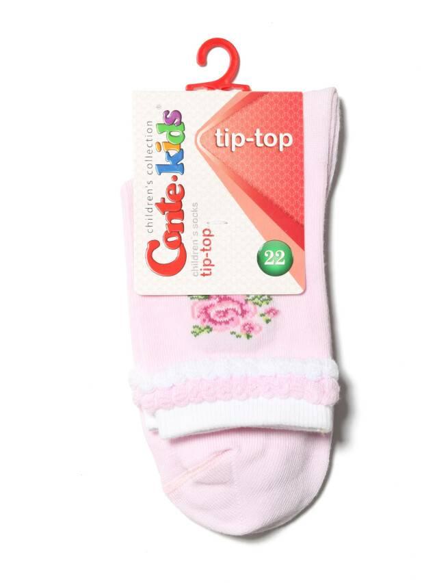 Носки хлопковые детские TIP-TOP (пикот) 13С-44СП, p. 22, светло-розовый, рис. 194 - 2