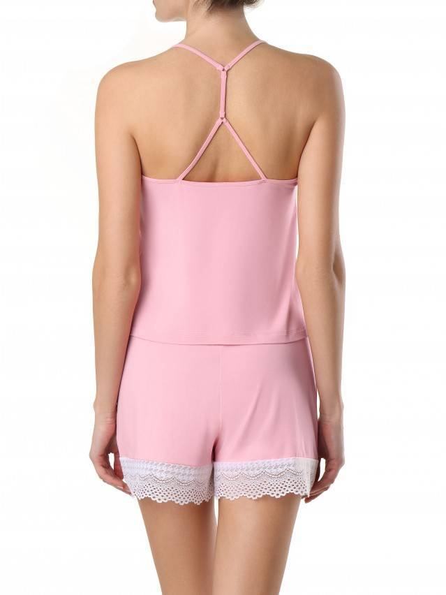 Women's shorts for home COMFORT LOUNGEWEAR LHW 990, s.170-90, primerose pink - 4