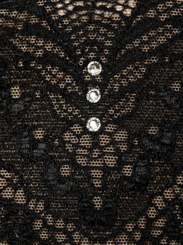Трусы женские Swarovski® LTA 1085, р.90, royal black - 6