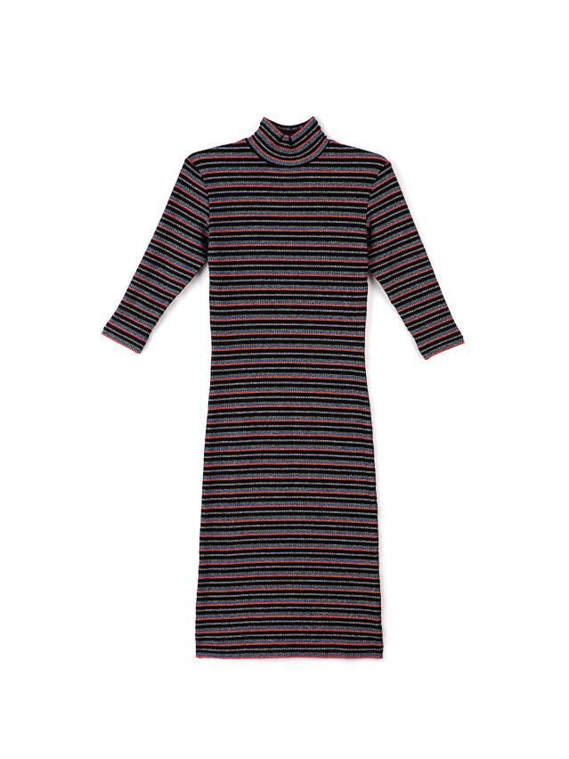 Платье LPL 836-1, р.170-84-90, nero - 3
