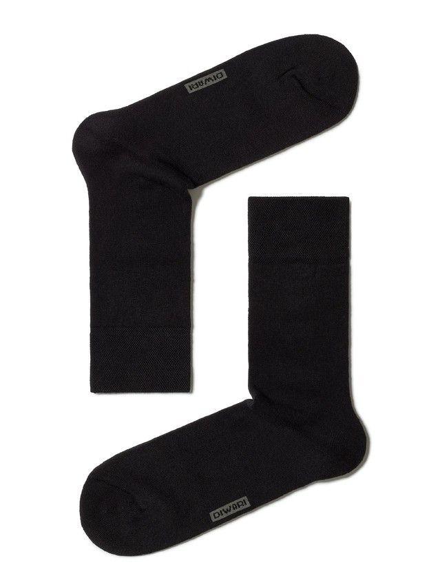 Носки мужские COMFORT (махровая стопа) 6С-18СП, p. 38-39, черный, рис. 000 - 1