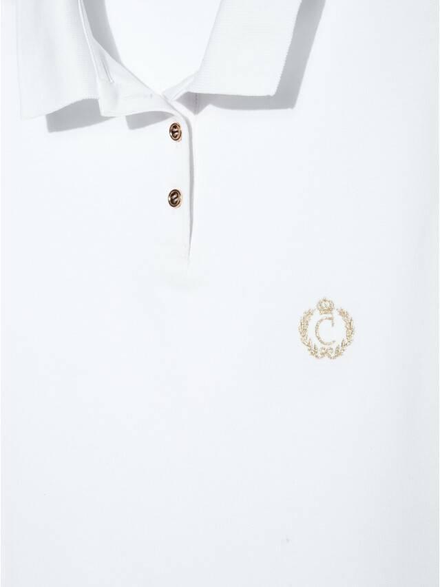 Футболка-поло LD 927, р.170-100, white - 6