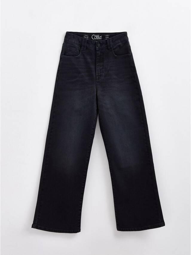 Джинсы женские CE CON-367, р.170-102, washed black - 4