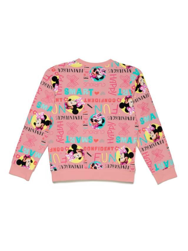 Джемпер для девочек ©Disney DD 968, р.98,104-52, pink fun - 4