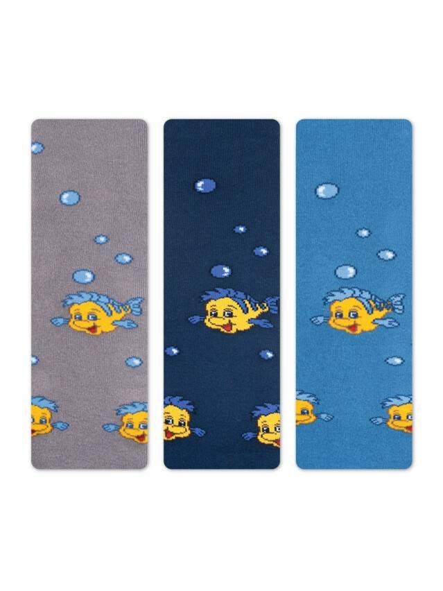 Колготки хлопковые детские SOF-TIKI (махровые внутри) 7С-38СП, p. 80-86, голубой, рис. 236 - 1