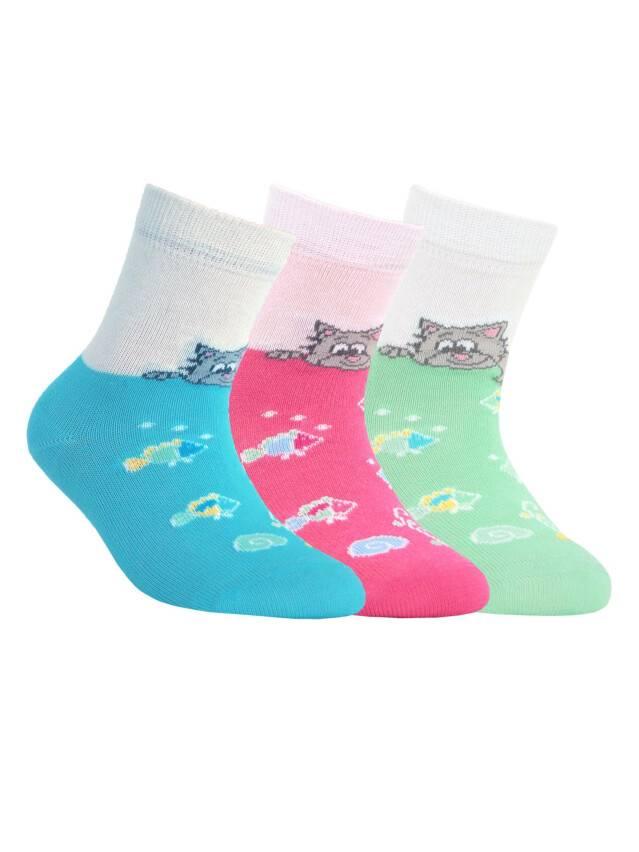 Носки хлопковые детские TIP-TOP 5С-11СП, p. 12, розовый, рис. 075 - 1