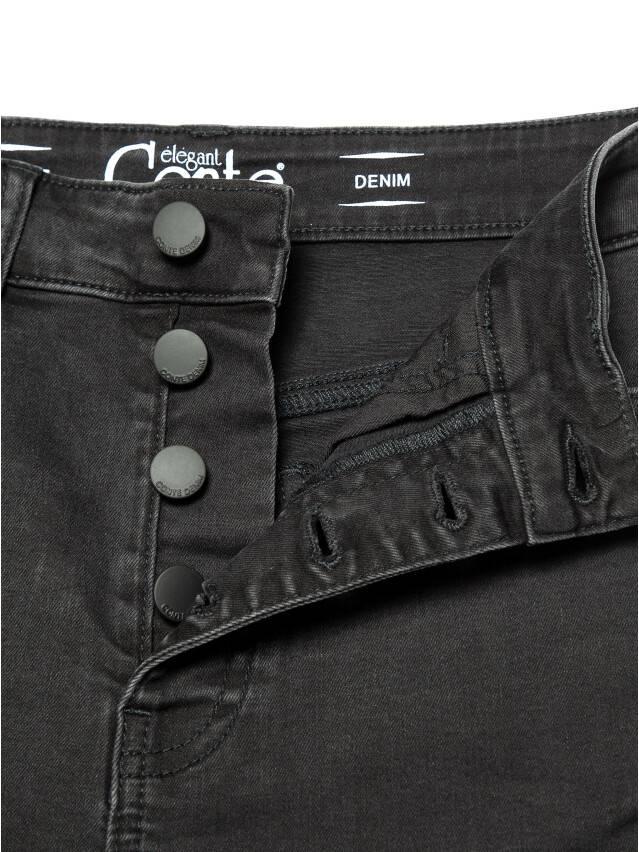 Брюки джинсовые женские CE CON-286, р.170-102, washed black - 8
