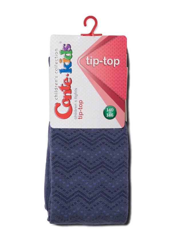 Колготки хлопковые детские TIP-TOP 5С-07СП, p. 146-152, темный джинс, рис. 351 - 2