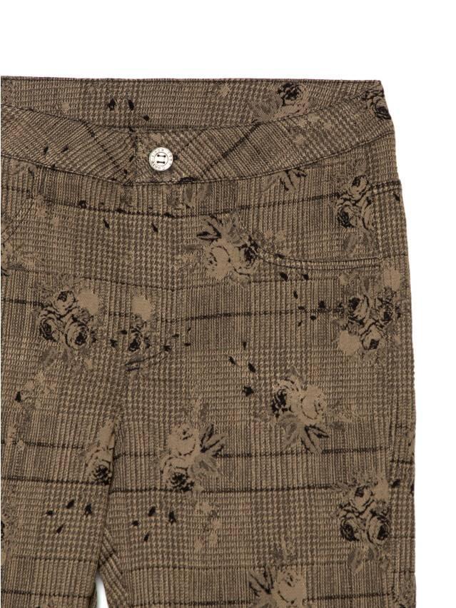 Брюки женские TEONA 15С-587БСП, p. 164-64-92, brown - 5