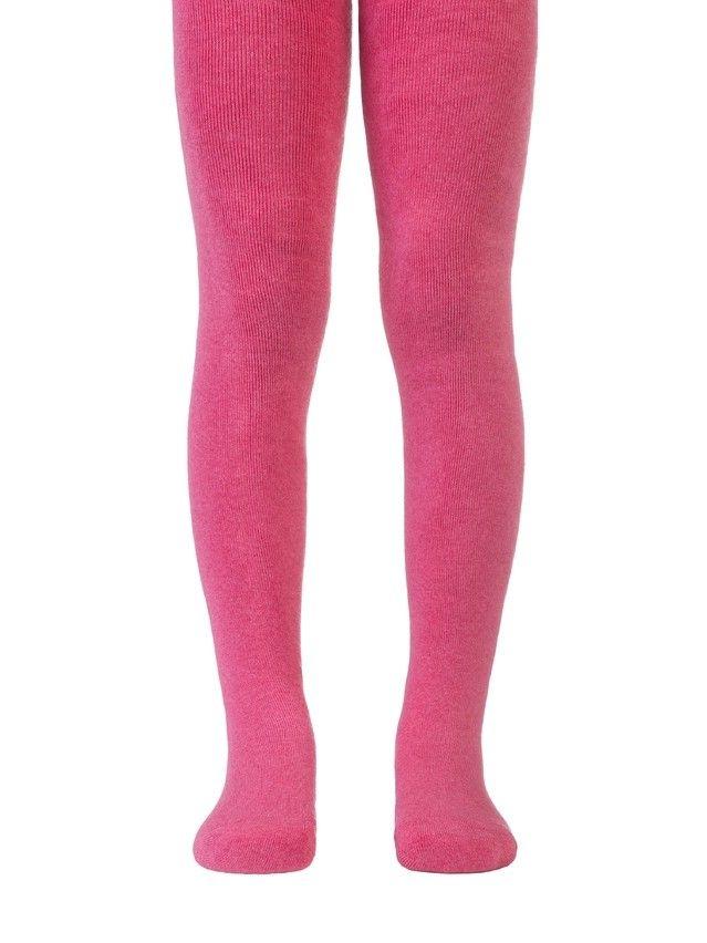 Колготки хлопковые детские SOF-TIKI (махровые внутри) 7С-38СП, p. 104-110, розовый, рис. 000 - 1