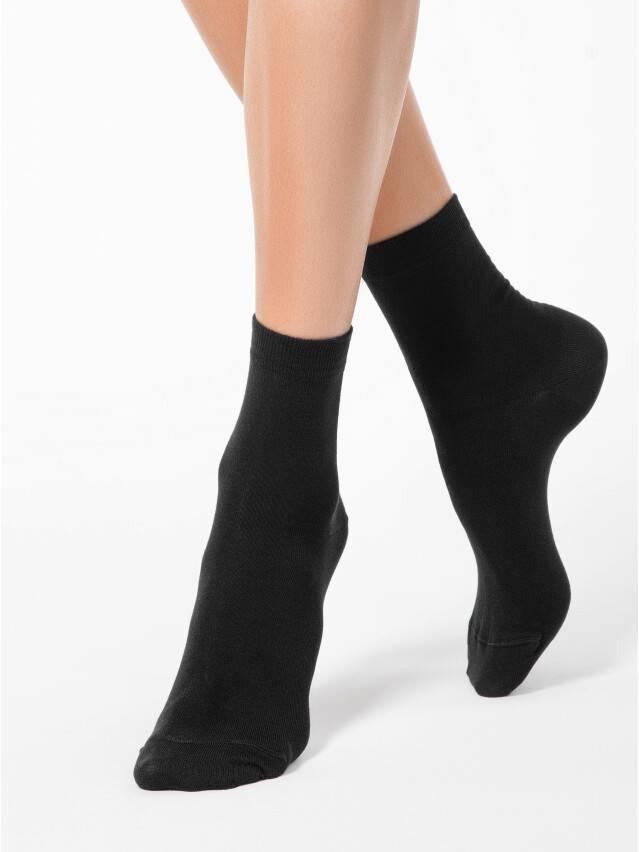Носки вискозные женские CLASSIC (микромодал) 13С-64СП, р. 36-37, черный, рис. 000 - 1
