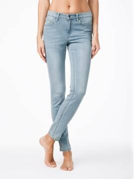 джинсы женские классические джинсы классические 756/3465 756/3465, размер 170-102, цвет голубой