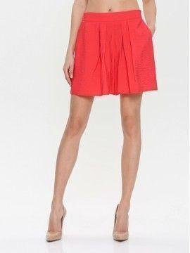 шорты женские шорты-юбка из вискозы премиального качества MIAMI 18С-695ТСП, размер 170-88-94, цвет iris