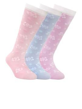 Гольфы хлопковые детские TIP-TOP 7С-21СП, размер 20, цвет бледно-фиолетовый