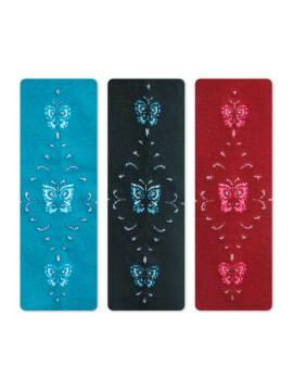 Колготки хлопковые детские TIP-TOP (люрекс) 7С-78СП, размер 146-152, цвет бордо