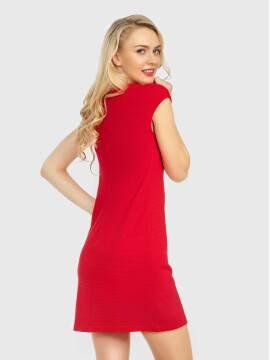 Платье женское Платье LPL 722 17С-363ТСП, размер 158,164-100-106, цвет красный