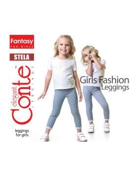 Леггинсы для девочек STELA 15С-104ДТСП, размер 110,116-56, цвет blue