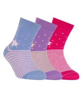 Носки хлопковые детские TIP-TOP 5С-11СП, размер 16, цвет голубой