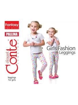 Леггинсы для девочек PALLINA 15С-106ДТСП, размер 110,116-56, цвет pink melange
