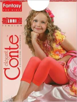 Леггинсы для девочек LORI 8С-110СП, размер 104-110, цвет bianco