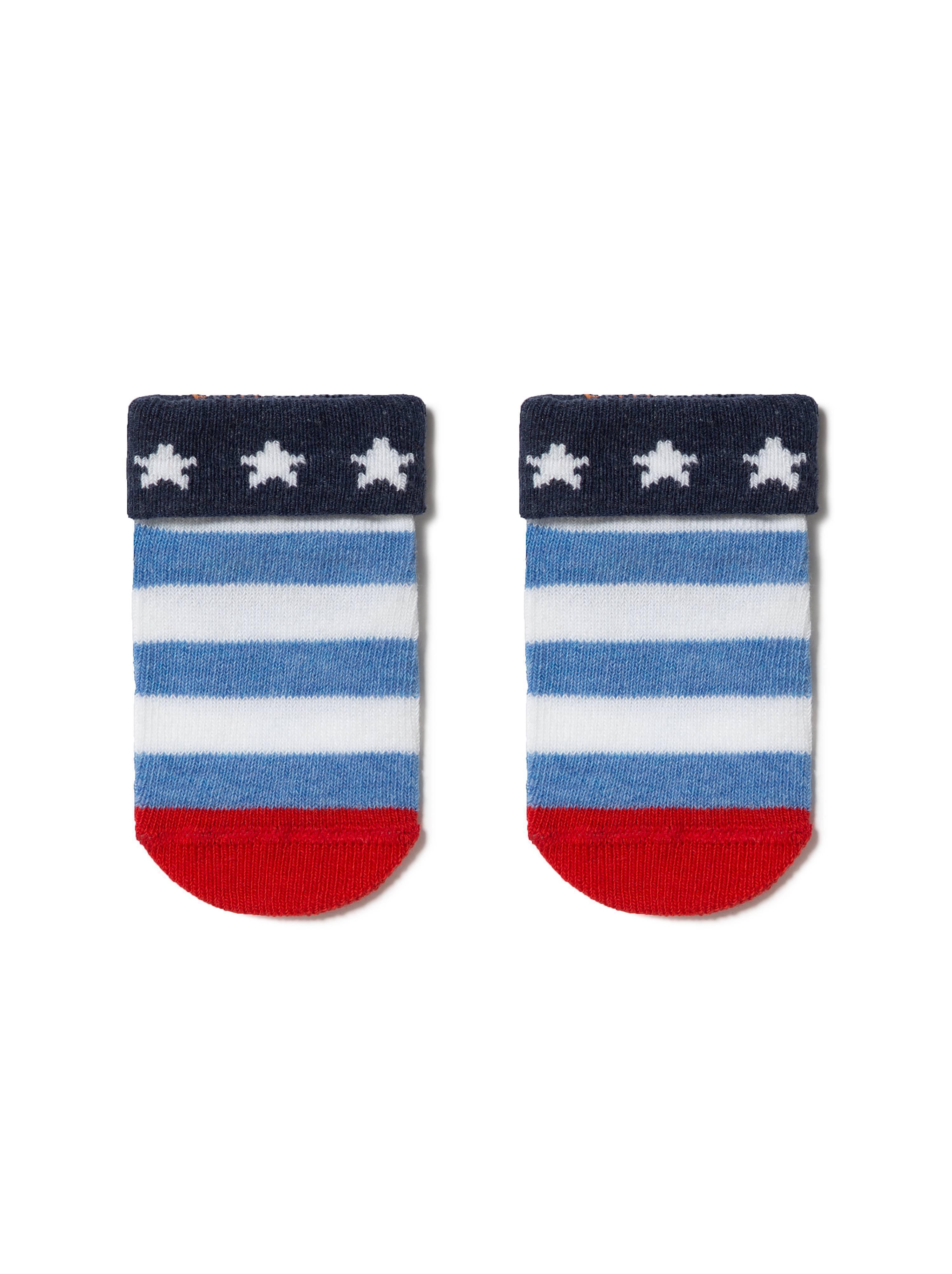 Хлопковые носки TIP-TOP для малышей фото