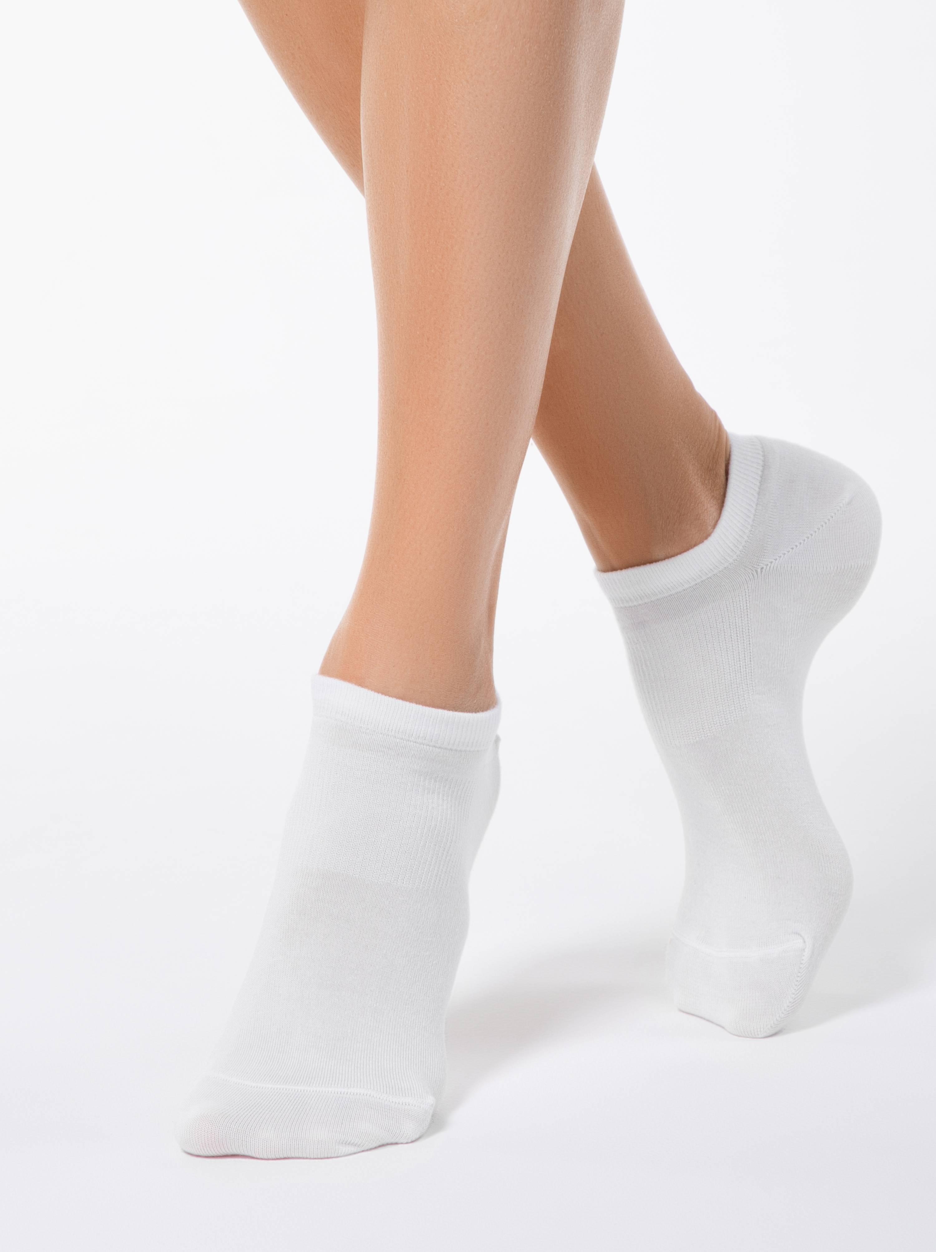 Короткие носки ACTIVE из тенсела фото